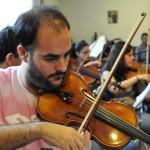 'El trovador' (primer acto): En el ensayo de la Orquesta Filarmónica de La Mancha