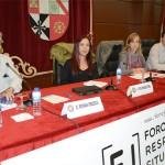 El primer debate del Foro de Juventud aborda el acceso al mercado laboral y la educación