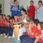 Ciudad Real: Inauguración del proyecto deportivo +Activa en el Colegio Santo Tomás