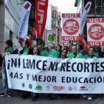 """Los sindicatos denuncian el """"intento de boicot"""" por parte del Gobierno regional de las elecciones sindicales de Enseñanza"""