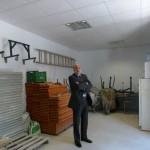 El Ayuntamiento de Manzanares presenta las mejoras acometidas en las dependencias del Cementerio Municipal