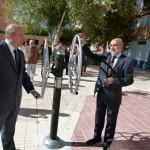 Inaugurados un parque infantil y uno biosaludable en el Nuevo Manzanares