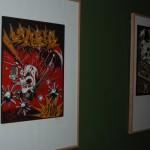 El Aula Cultural Universidad Abierta de Ciudad Real acoge la exposición 'Muestras creativas como moneda de cambio'