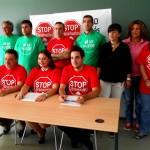 La PAH Puertollano organiza un mercadillo solidario y apoya a los trabajadores de Elcogas