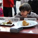 Presentación de Tapearte: La alcaldesa de Ciudad Real califica al sector hostelero como uno de los pilares de la política turística del Ayuntamiento