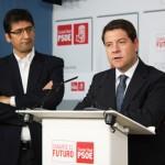 """Ciudad Real: García-Page critica el """"desprecio"""" a la UCLM por parte de Cospedal, a la que acusa de querer """"cargársela"""""""