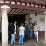 El Club de Lectura de la Escuela de Escritores Alonso Quijano completa la ruta literaria sobre Francisco García Pavón