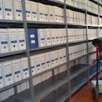 Almagro: El Archivo Histórico Municipal ya está en la nueva biblioteca