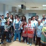 Las asociaciones AFAD y Duelos y Quebrantos se unen para impartir un taller de cocina en Valdepeñas