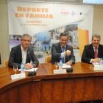 """Valdepeñas acogerá de forma pionera en España el proyecto piloto """"Deporte en familia"""""""