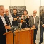 """Valdepeñas acoge la exposición de pintura, dibujo y fotografía """"5 Sentidos"""" de artistas locales"""