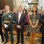 El alcalde de Valdepeñas asegura que la labor de la Guardia Civil es una garantía para la democracia