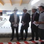Valdepeñas: Las obras de la Casa del Agua concluirán a primeros del próximo año