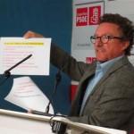Lillo (PSOE) achaca a la mala iluminación de Ciudad Real la rotura de peroné de una ciudadana