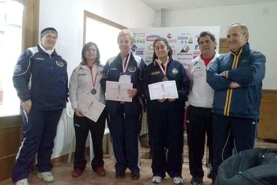 Campeonato de Tiro Regional_Damas_AdeAlba