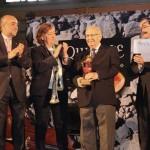 """Manzanares: Antonio Mendiola recibió el premio """"Alma del Vino 2013"""" por una vida dedicada al vino"""