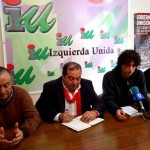 Puertollano: El secretario de Organización de IU niega haber organizado la protesta contra Cospedal y denuncia la «represión» del gobierno regional