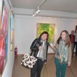 Daimiel: El arte de Valdepeñas recala en la Casa de Cultura