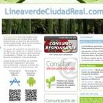 Ciudad Real: La «Línea verde» del Ayuntamiento ha registrado más de 1.000 incidencias en nueve meses