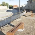 Argamasilla de Calatrava dispone ya de una nueva zona de paseo en los márgenes del río