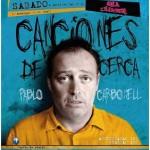 """Ciudad Real: Pablo Carbonell presenta este sábado """"Canciones de cerca"""" en la sala Chamberí"""