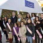 Ciudad Real: La Plaza de la Constitución se queda helada