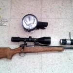 La Guardia Civil detiene a tres personas por caza furtiva en el Parque Nacional de Cabañeros