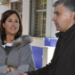 La alcaldesa de Ciudad Real anuncia un plan de barrios para arreglar calles en 2014