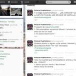 La Policía Local de Puertollano se disculpa por un mensaje en Twitter en el que presume de rapidez en poner multas pero aconseja «armarse de buen humor» antes de entrar en su cuenta