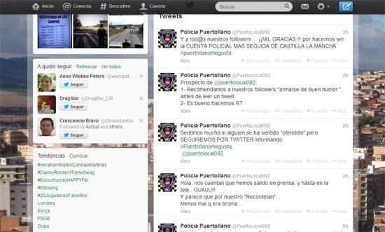 TuitPolicia