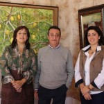 El Museo Etnográfico de Villarrubia acoge la exposición de pintura del artista tomellosero José Antonio Dueñas Álvarez