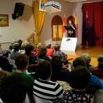 Los centros de la mujer de Argamasilla de Alba y Socuéllamos organizaron una jornada técnica sobre la violencia en menores