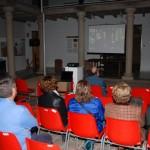El Museo Municipal de Alcázar de San Juan acoge un documental sobre la vida de Juan Alcalde como preámbulo a una exposición monográfica