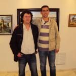 Hiperrealismo en paisajes y bodegones, protagonista de la muestra pictórica de Anselmo Ponce en la Casa de Cultura de Campo de Criptana