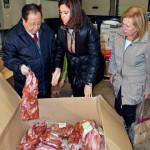 El Banco de Alimentos recurre a la caridad de los vecinos europeos para paliar las necesidades de los desfavorecidos de la provincia