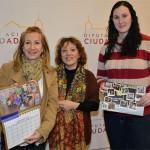 La Diputación colabora con la edición del calendario solidario de Afanion