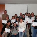 Cáritas clausura los talleres de autoempleo de Ciudad Real y Valdepeñas en los que han participado 35 alumnos