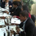 Importadores asiáticos de alimentos gourmet y vinos visitan empresas de la provincia