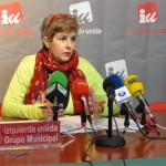 Carmen Soánez (IU) responde a la concejala de Movilidad: «la campaña del referéndum ha sido un éxito»