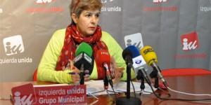 Carmen Soánez en rueda de prensa