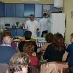 Manzanares acoge una sesión de cocina creativa para diabéticos