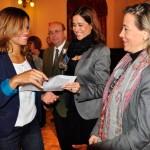 La alcaldesa de Ciudad Real inaugura tres nuevos cursos de inserción laboral del programa Red-Empleo