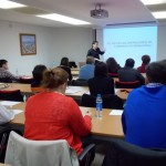 Cerca de veinte empresas participan en la Cámara de Comercio en un taller sobre el IVA en la pyme internacional