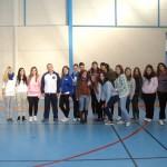 Campo de Criptana: Veinte jóvenes participan en un nuevo curso de defensa personal organizado en colaboración con la Guardia Civil