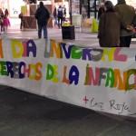 Cruz Roja Juventud celebra el Día de los Derechos del Niño en la Plaza Mayor de Ciudad Real