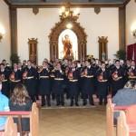 """La BCT de """"Los Coloraos"""" abarrota la ermita de San Roque"""
