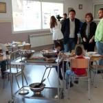 El comedor escolar del colegio 'La Espinosa' de Daimiel vuelve a abrir sus puertas