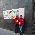 Cruz Roja Daimiel recauda 1.000 euros para Filipinas