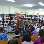 Cuentacuentos para jóvenes en Daimiel
