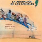 """Mañana se presenta en Madrid el libro infantil """"La adoración de loa animales"""" de José Luis Morales, editado por la BAM"""